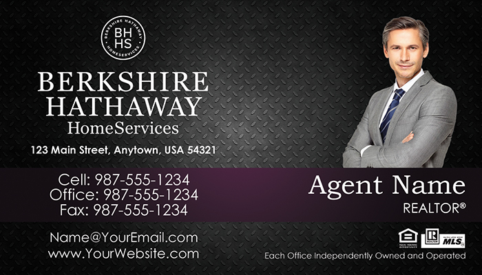 Berkshire Hathaway Business Cards #007