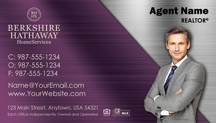 Berkshire Hathaway Business Cards #009