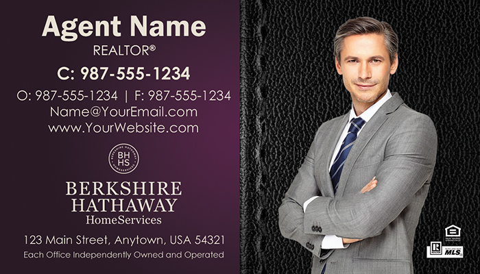 Berkshire Hathaway Business Cards #011
