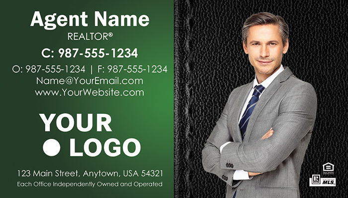 Better Homes and Gardens Real Estate Business Cards #011