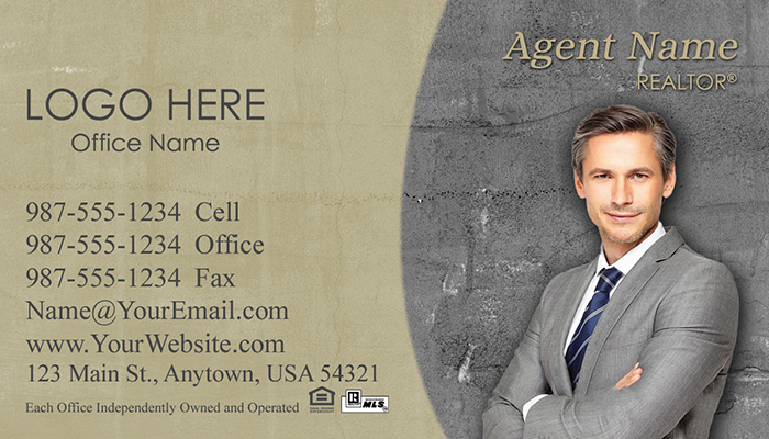 Century 21 Business Cards #005