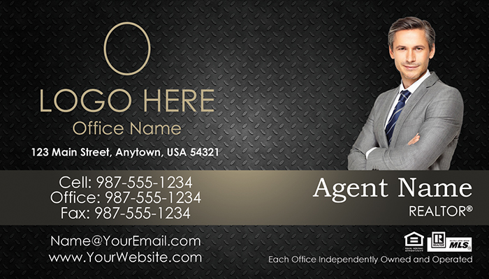 Century 21 Business Cards #007