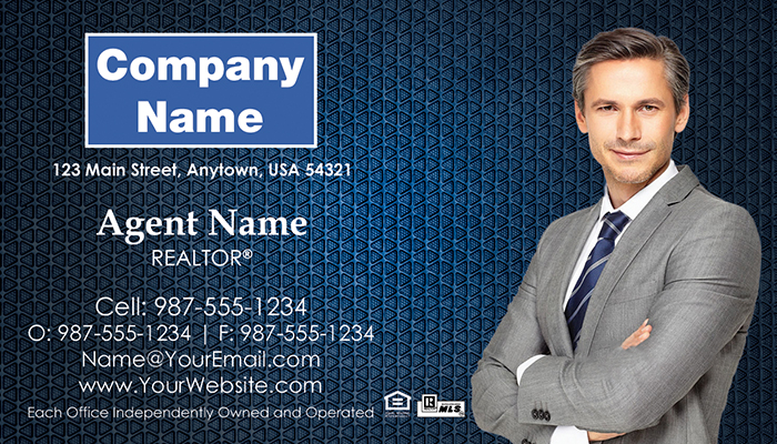 Coldwell Banker Business Cards #001