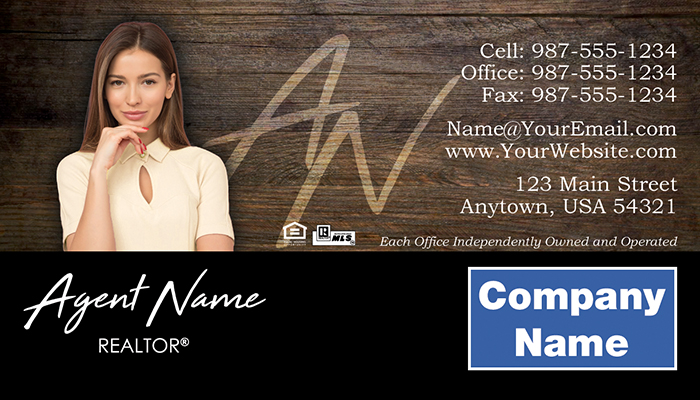 Coldwell Banker Business Cards #002