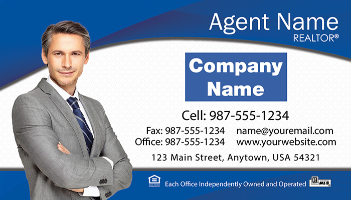 Coldwell Banker Business Cards #003