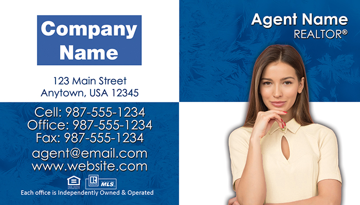 Coldwell Banker Business Cards #008