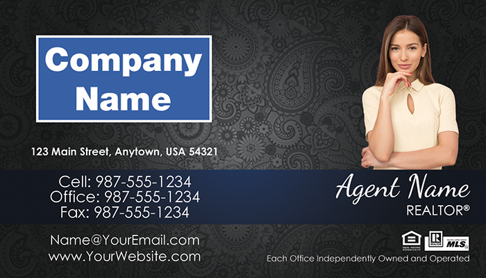 Coldwell Banker Business Cards #012
