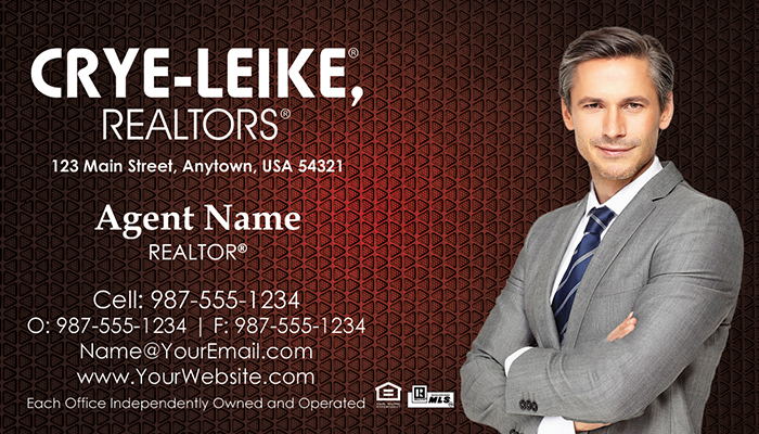 Crye-Leike Business Cards #001
