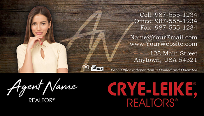 Crye-Leike Business Cards #002