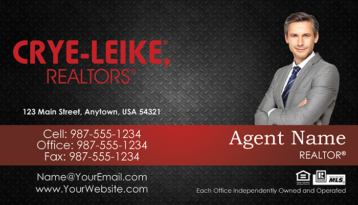 Crye-Leike Business Cards #007