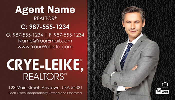 Crye-Leike Business Cards #011