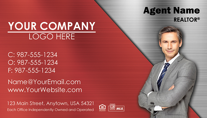 ERA Real Estate Business Cards #009