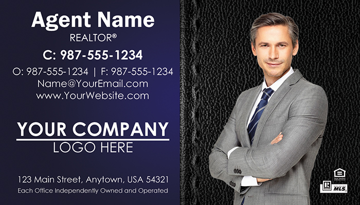 ERA Real Estate Business Cards #011