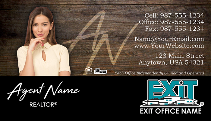 Exit Realty Business Cards #002