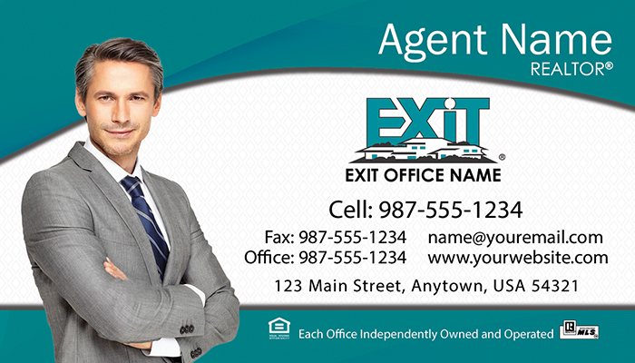 Exit Realty Business Cards #003