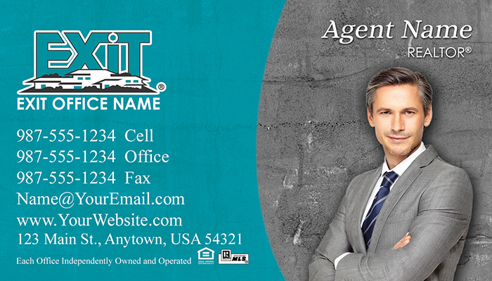 Exit Realty Business Cards #005