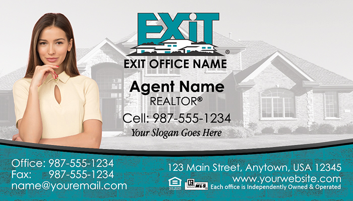 Exit Realty Business Cards #006