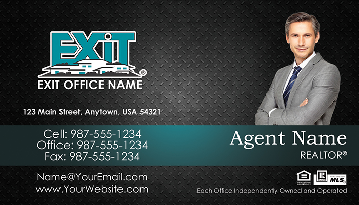 Exit Realty Business Cards #007