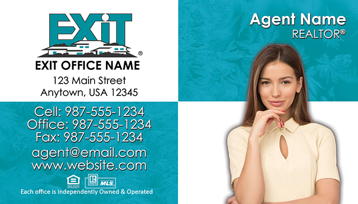 Exit Realty Business Cards #008