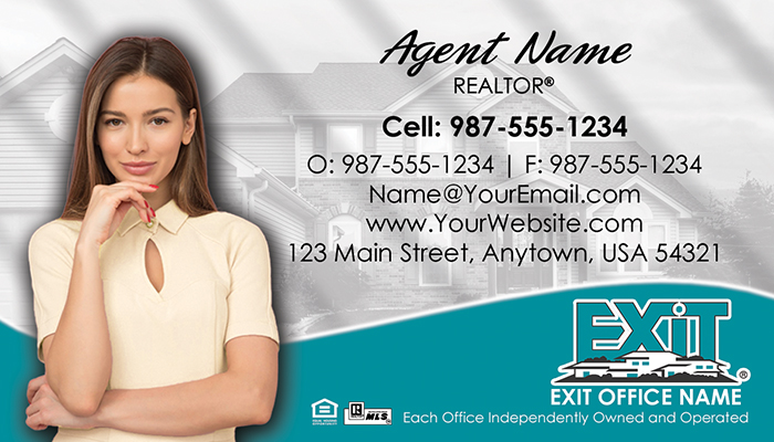 Exit Realty Business Cards #010