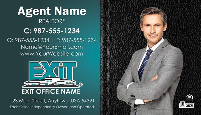Exit Realty Business Cards #011