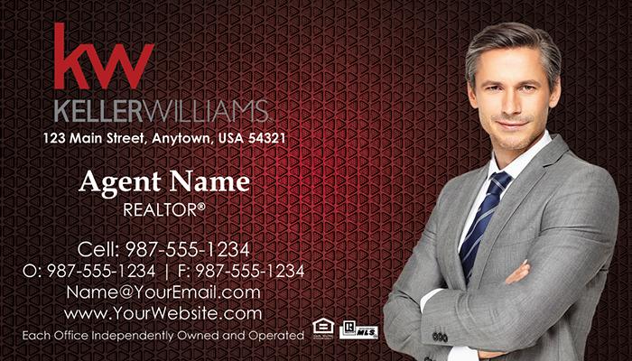 Keller Williams Business Cards #001