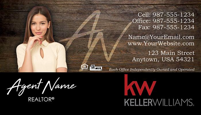 Keller Williams Business Cards #002