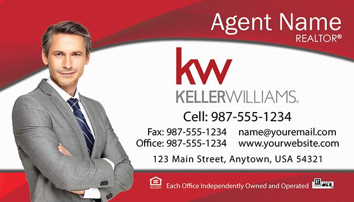 Keller Williams Business Cards #003