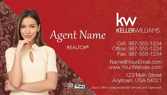 Keller Williams Business Cards #004