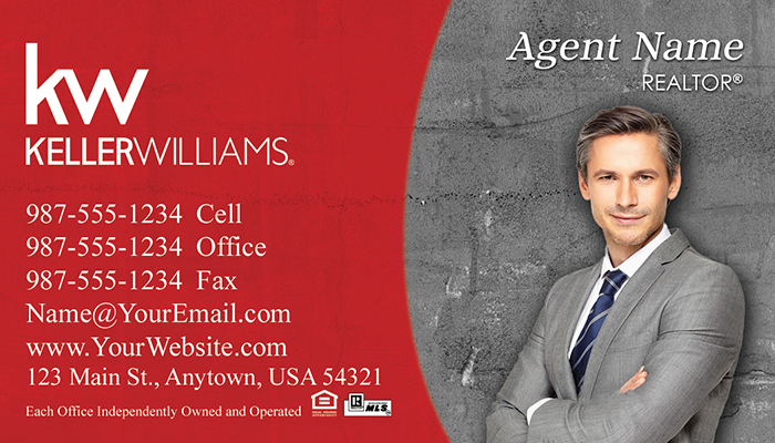 Keller Williams Business Cards #005
