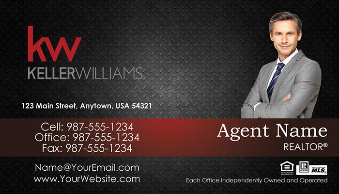 Keller Williams Business Cards #007