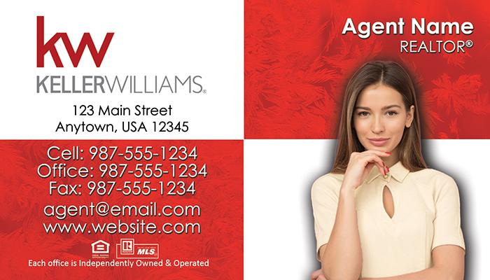 Keller Williams Business Cards #008