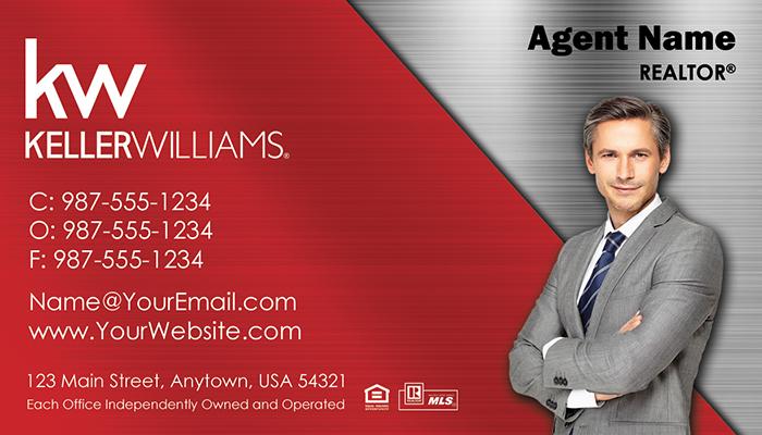 Keller Williams Business Cards #009