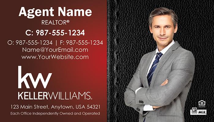Keller Williams Business Cards #011