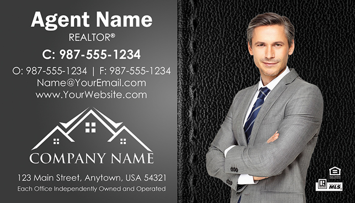 Real Estate Business Cards #011