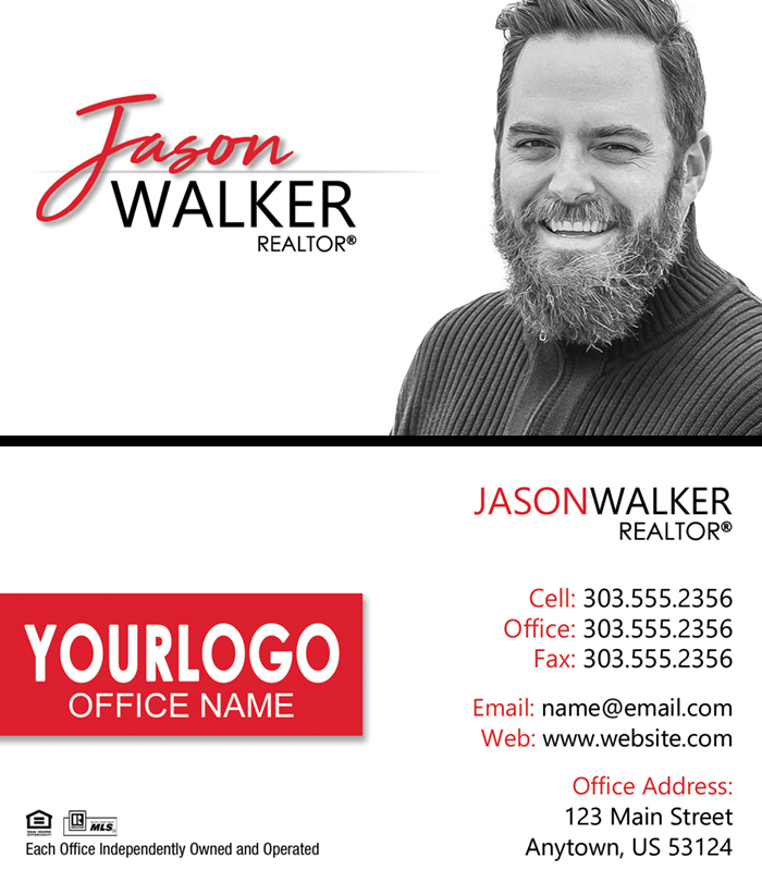 Keller Williams Business Cards #001