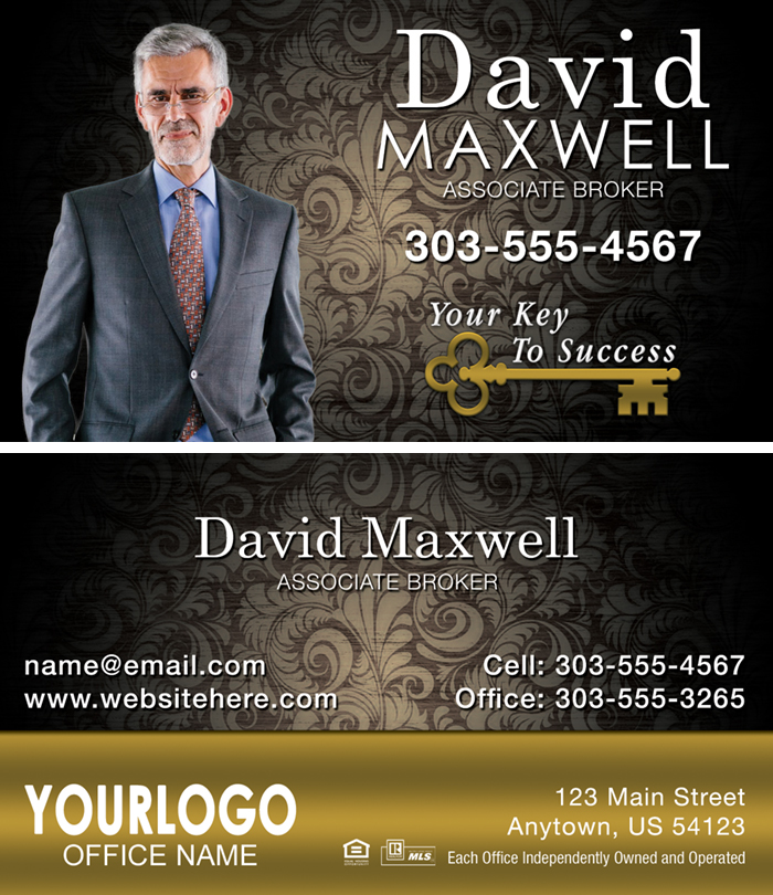 Keller Williams Business Cards #003