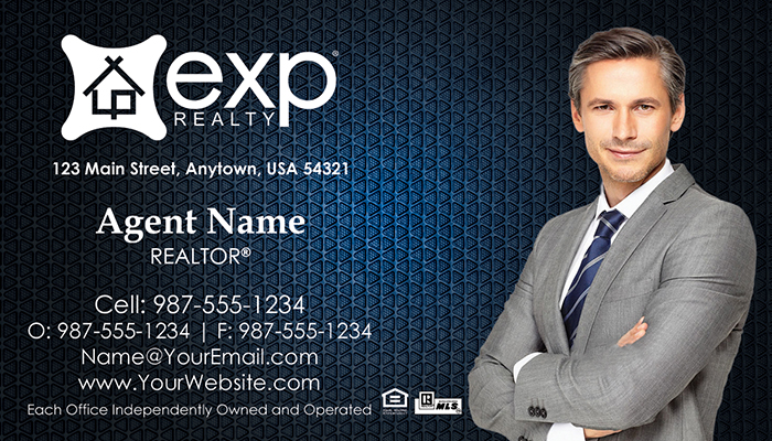 eXp Realty Business Cards #001