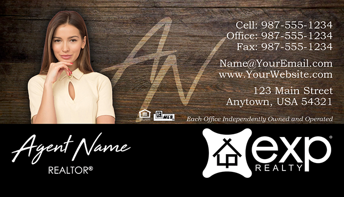 eXp Realty Business Cards #002