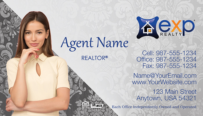 eXp Realty Business Cards #004