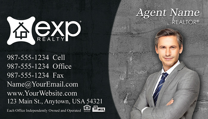 eXp Realty Business Cards #005
