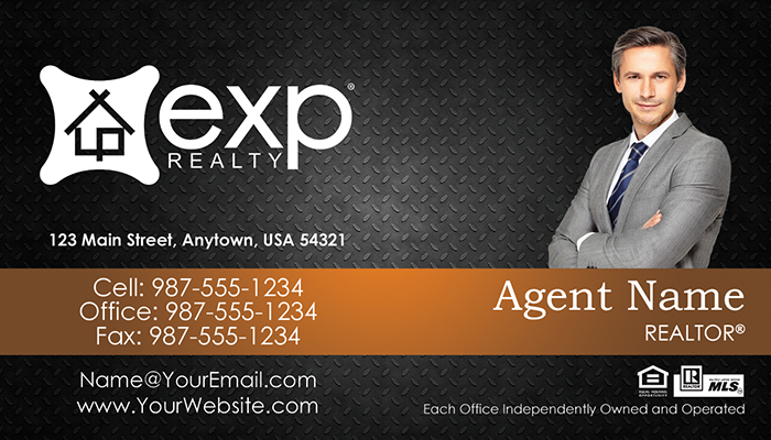 eXp Realty Business Cards #007