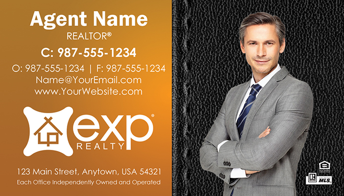 eXp Realty Business Cards #011